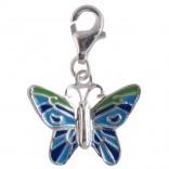 Silver Berlock - Fjäril