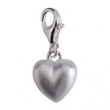 Silver Berlock - Matt Hjärta