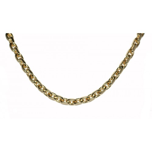 18k Guld Halsband - Ankarlänk 2 040fc2fdaaa2a